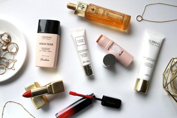 Nouveautés maquillage Guerlain | Hiver 2018