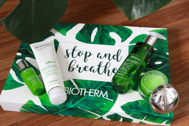 Skin Oxygen de Biotherm - mon avis !