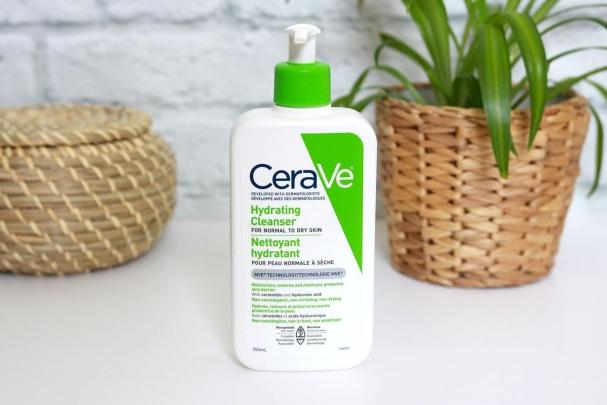 Nettoyant hydratant (peau normale à sèche)