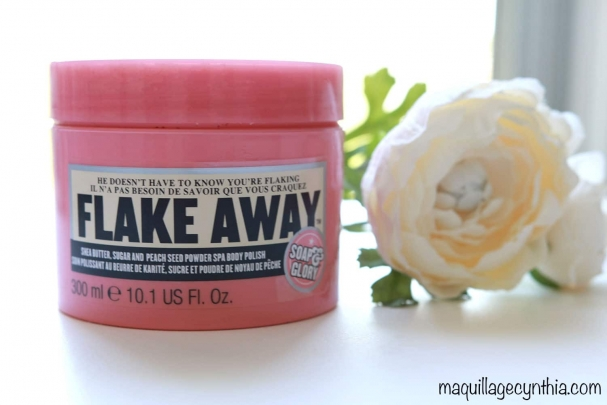 Flake Away - Soin polissant