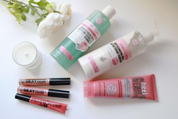 J'ai testé : Soap & Glory