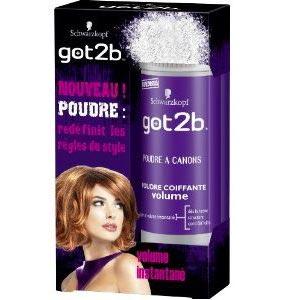 Poudre Powder'ful Got2b