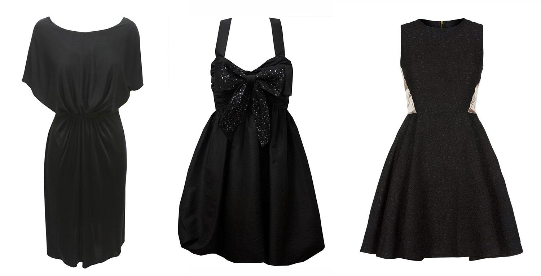 Robe de soiree ado noir