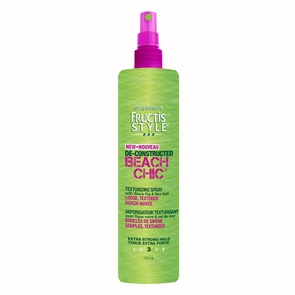 Spray texturisant De-constructed Beach Chic Garnier