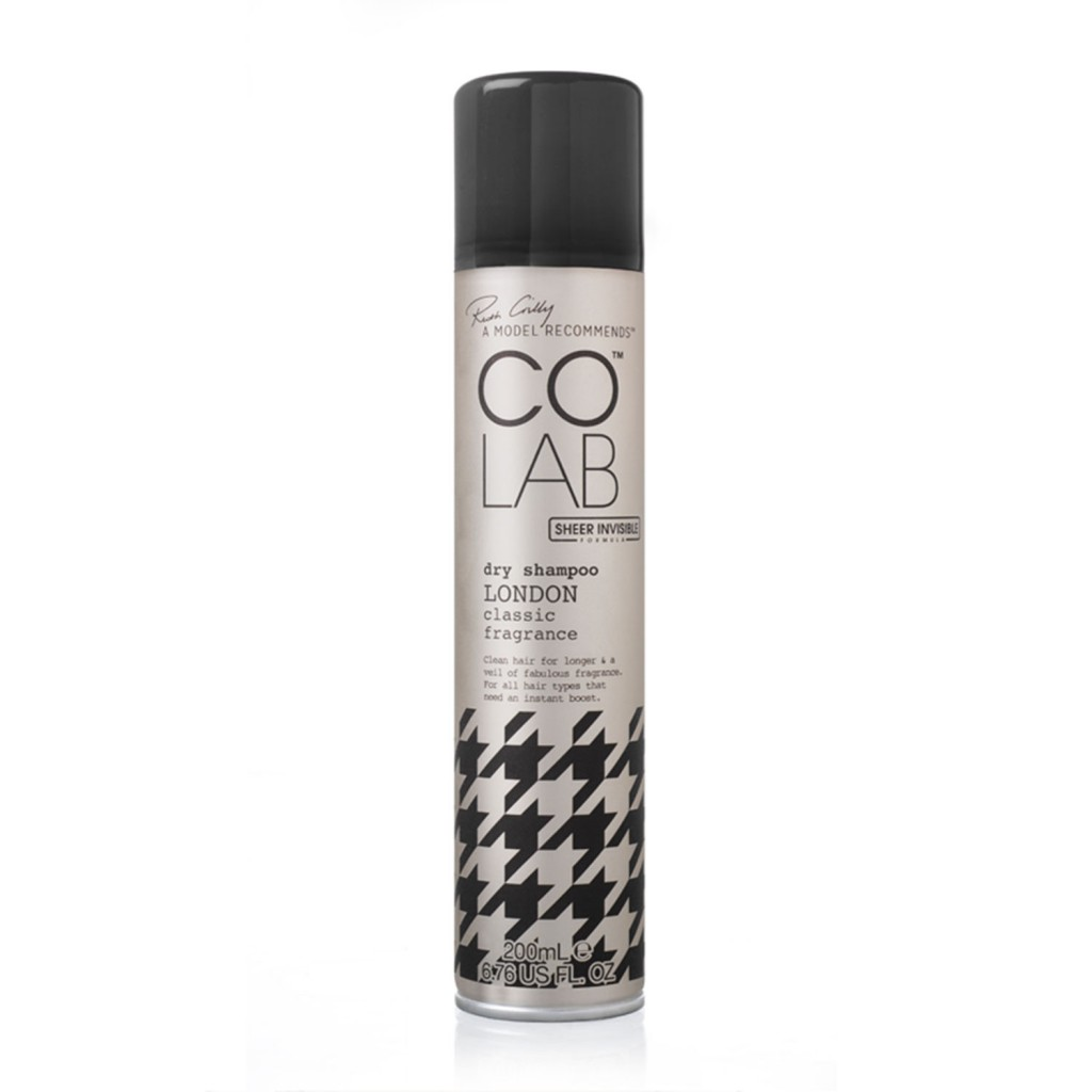 Shampooing Sec Seer Invisible Colab