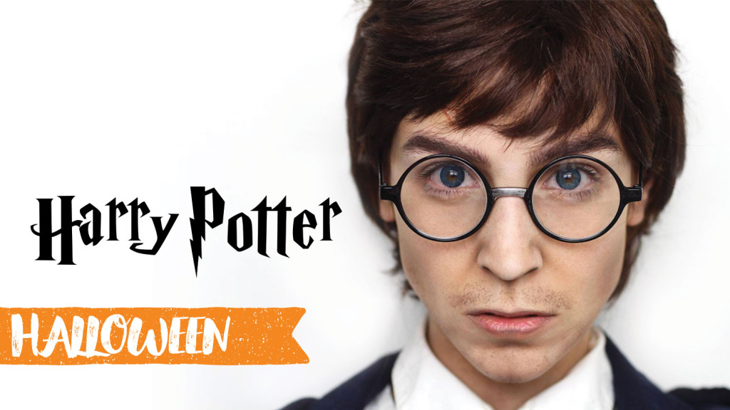 Maquillage d'Halloween : Harry Potter