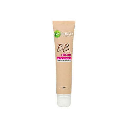 BB Crème + Blur Garnier