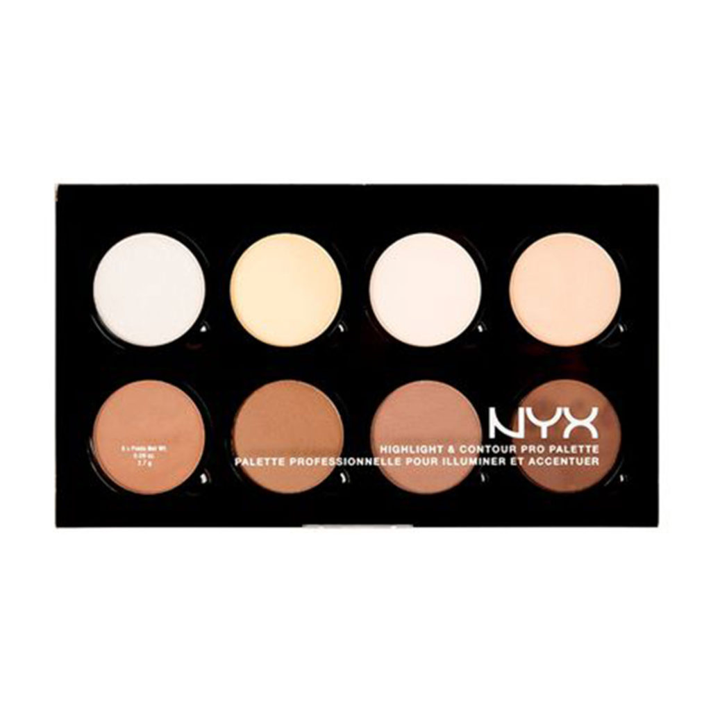 Highlight & Contour Pro Palette NYX