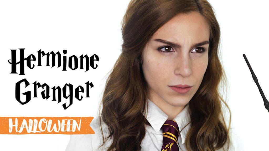 Maquillage d'Halloween : Hermione Granger
