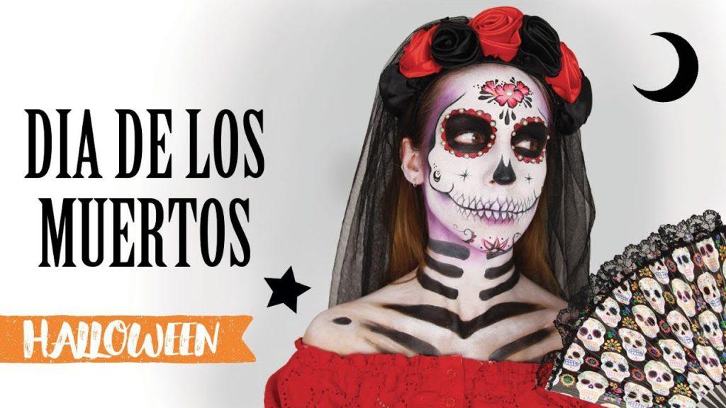Maquillage d'Halloween : Dia De Los Muertos