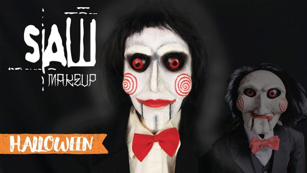 Inspirations Maquillages d\u0027Halloween , Maquillage Cynthia