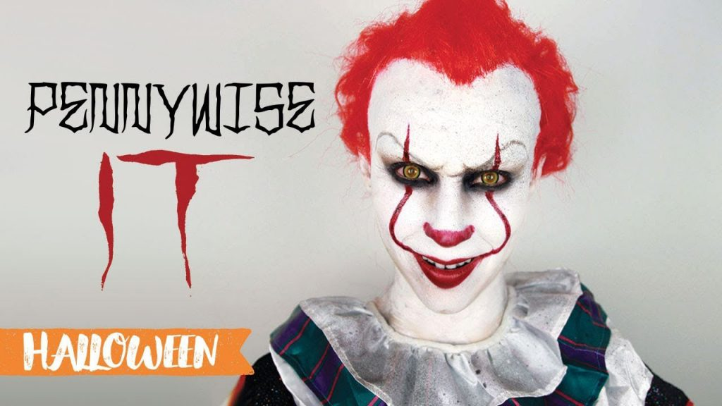 Maquillage d'Halloween : Clown de Ça - Pennywise (It)