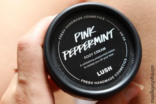 Paparmane - Crème pour les pieds
