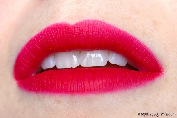 L'Absolu Rouge Drama Matte Lipstick Lancôme